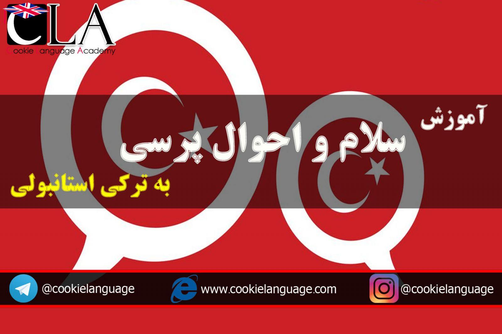 اصطلاحات  ترکی استانبولی